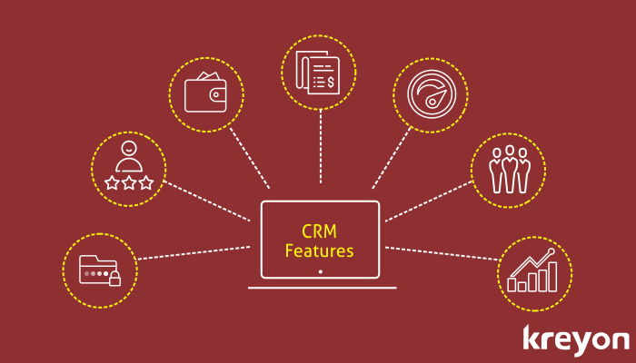CRM Features to Improve Your Business Performance