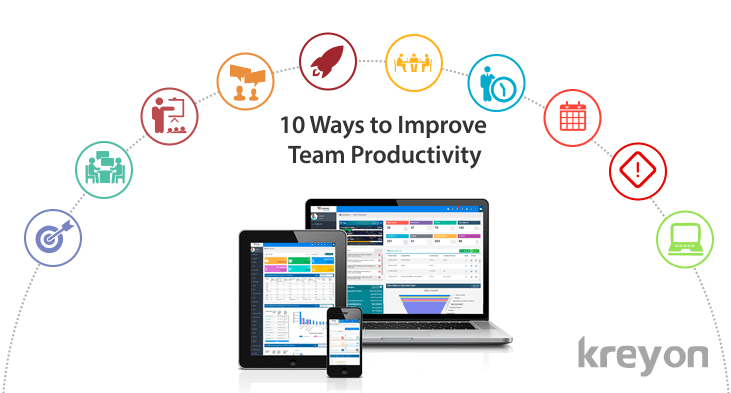 10 Ways to Improve Team Productivity