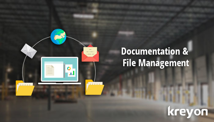 Supply Chain Documentation Management