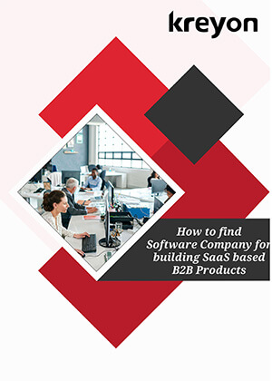 How to find Software Company for building SaaS based B2B Products