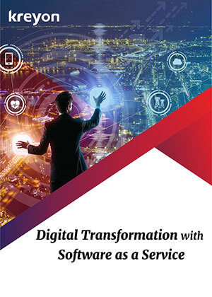 Digital Transformation with Software as a Service