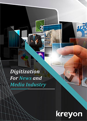 Digitization for News and Media Industry