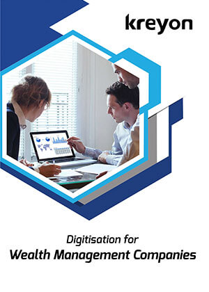 Digitisation for Wealth Management Companies